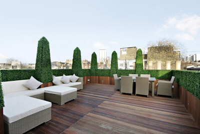 properties with outdoor space