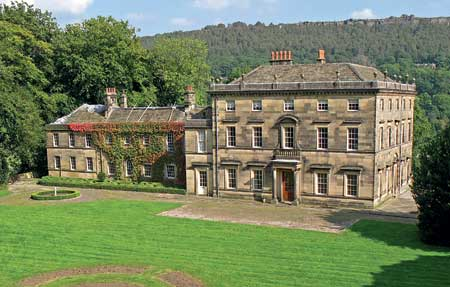 Stately Home In Derbyshire For Sale Country Life