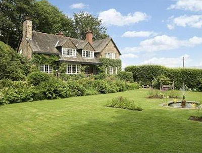 derbyshire country house for sale
