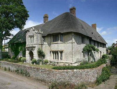 Grade Ii Listed Thatched Manor House In Dorset For Sale