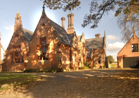 The Old School, Ringland property for sale