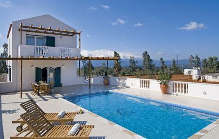 crete villas