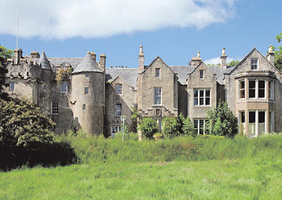 scottish castle in need of repair for sale country life