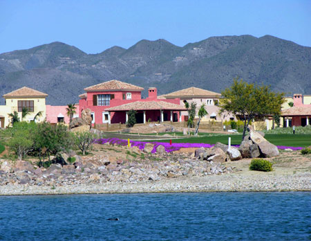 Arizona villa in Almeria for sale