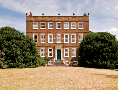 Egginton House