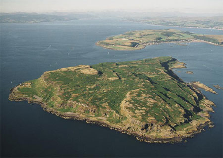 Little Cumbrae island
