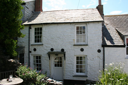 Port Isaac cottage for sale