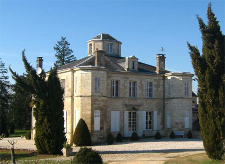 chateau lezongar for sale