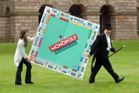 national trust monopoly