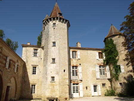 Gers chateau