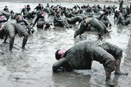 mud festival south korea