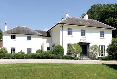 Steventon House