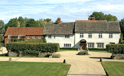 Denchworth manor