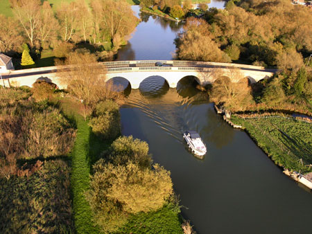 swinford toll bridge for sale