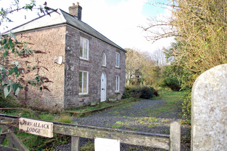 cornish lodge for sale