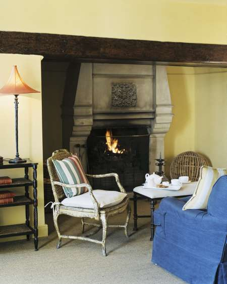 tresanton fireplace