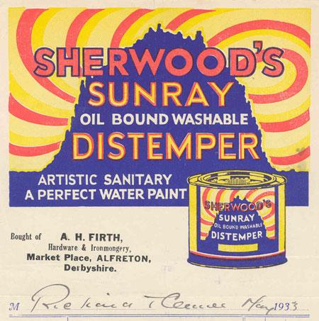sherwoods distemper