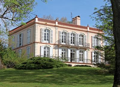 Chateau de la Durrantie
