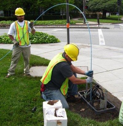 broadband instal