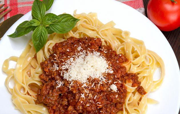 Anna Del Contes ragù bolognese sauce