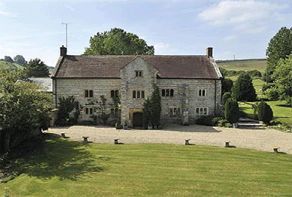 Grade II* listed Dorset property