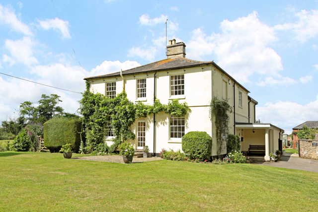Country Property With Land For Sale Uk