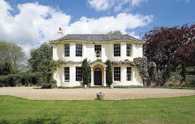 Immaculate Georgian country houses for sale  Country Life