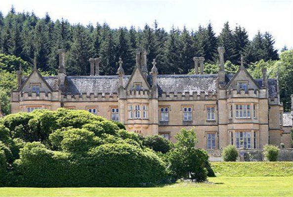 Mamhead house, Devon