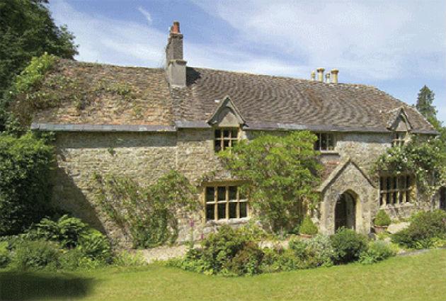 Village manor house in Dorset
