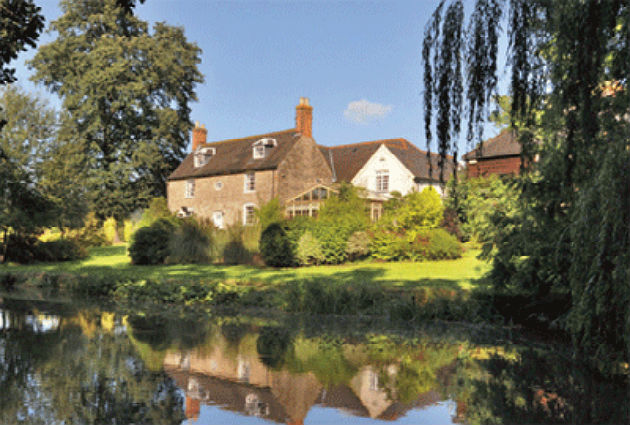 18th century Kent country house