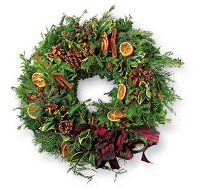 fortnum mason christmas wreath