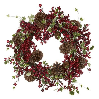 John Lewis christmas wreath