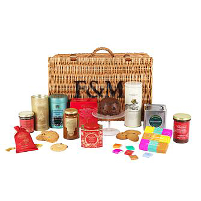 The best christmas hampers country life a thoughtful collection of home comforts that will make the perfect christmas the festive treats include fortnums christmas chutney cranberry sauce solutioingenieria Gallery
