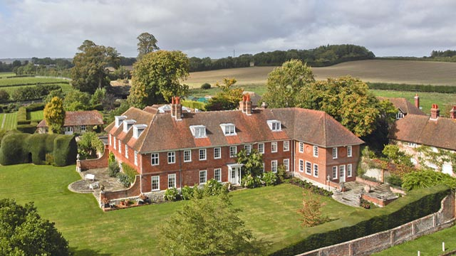 two country estates in hampshire and devon country life