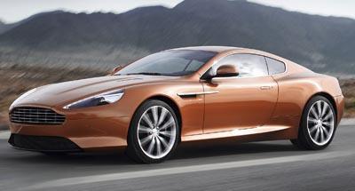 Car review: Aston Martin Virage - Country Life