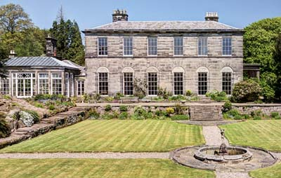 Which Apart From Being Re Roofed In 2005 Has Remained Virtually Unchanged Since The Sneyds Day Although Estate Itself Was Divided About