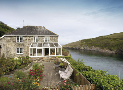 idyllic north cornwall seaside house country life