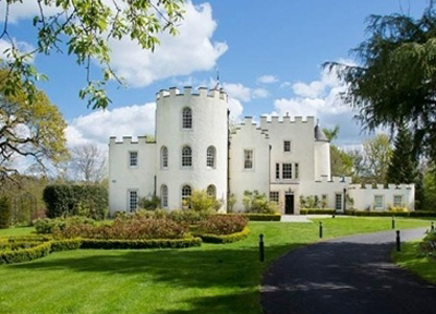 Imposing mansion house in Midlothian - Country Life on