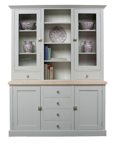 Beau Dower House 5ft Dresser, £3,600, The Kitchen Dresser Company (01782 575565;  Www.thekitchendresser.co.uk)