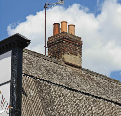 Hazardous materials and period houses country life - Key steps removal asbestos roofs ...