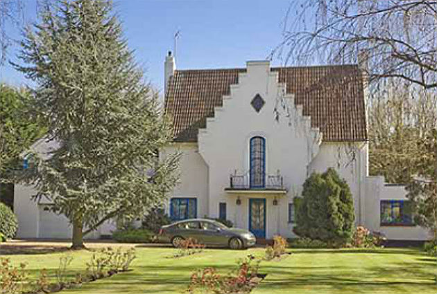 Art Deco property in Kent