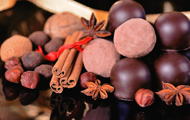 Recipe: How to make perfect chocolate truffles