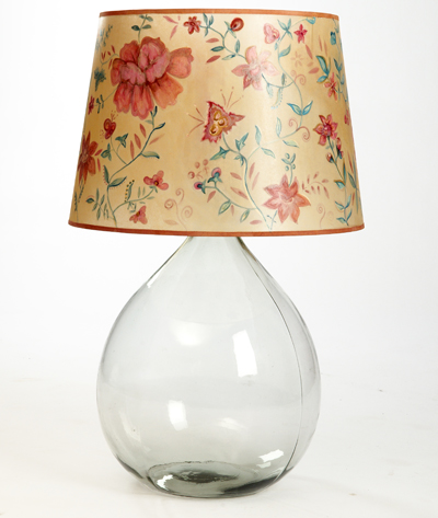 Five of the best table lamps country life inspired by indian designs this beautiful shade is hand painted to order and can be tailored to suit your design requirements mozeypictures Choice Image