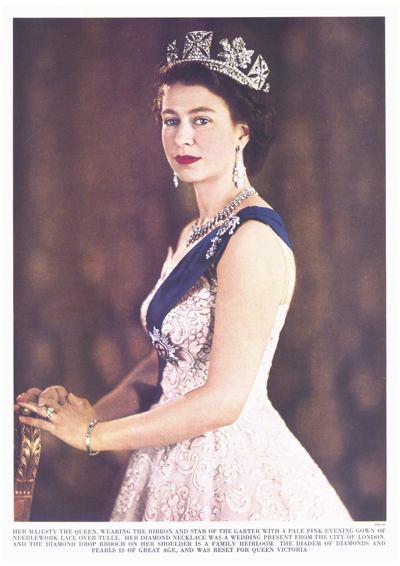 The Queen S Coronation A Portrait Of The Queen Country Life