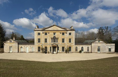 save a palladian house in gloucestershire country life