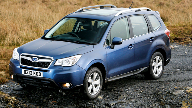 car review subaru forester country life. Black Bedroom Furniture Sets. Home Design Ideas