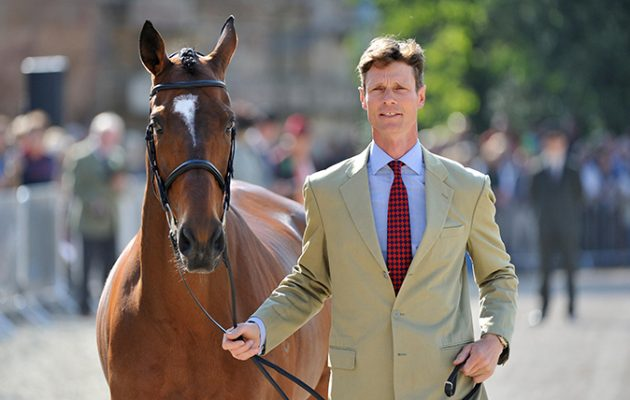 At home with William Fox-Pitt