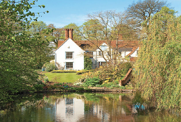 Essex farmhouse for sale