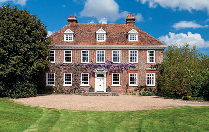 Queen Anne house in Kent for sale