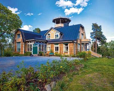 Villa breidablick